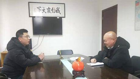 豐城科易走訪江西珠峰機電設備有限公司