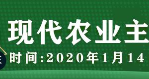 2020年现代农业主题对接会