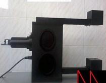 一种用激光作光源的激光测厚仪