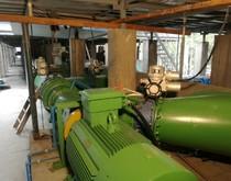 循环水余压发电节能技术