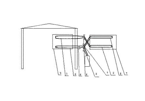 太阳能热水器节水节能防冻防冷水管路自动控制器(非电热)