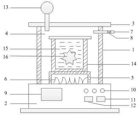一种涤棉混纺织物的剥色处理方法