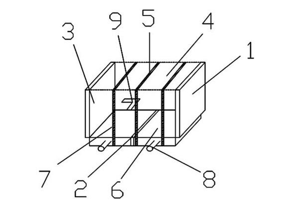 一种多功能折叠隐轮旅行箱/包