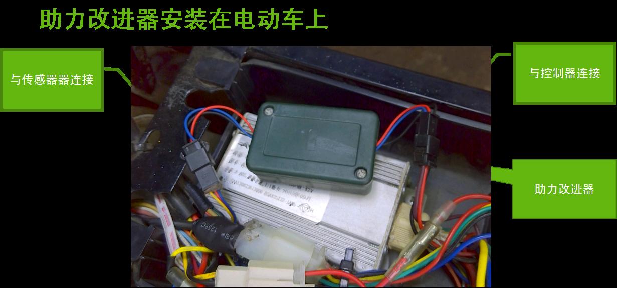 电动车助力改进器