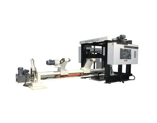 数控高精度卷筒纸切割机(JH1型)