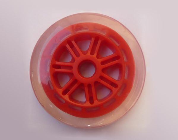高弹性高透明度聚氨酯弹性体制备方法