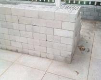 带有空气夹层的高保温混凝土砌块
