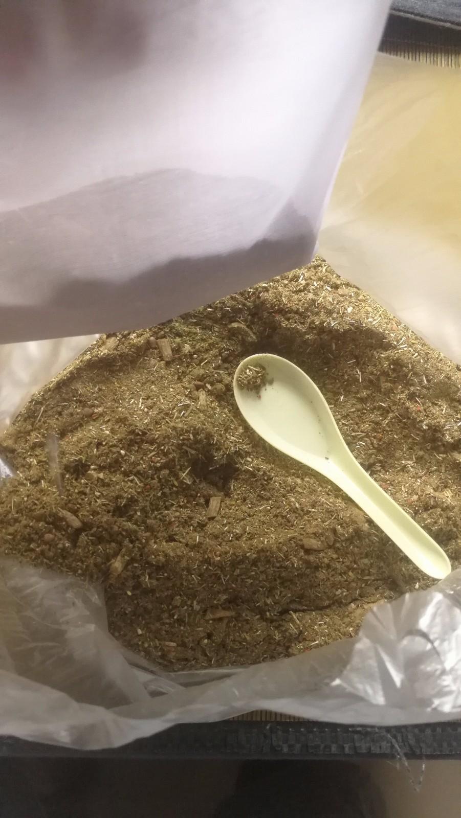 纯植物中药特效降糖茶粉1