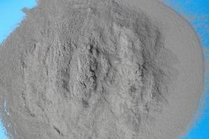 无汞扣式电池负极材料生产技术