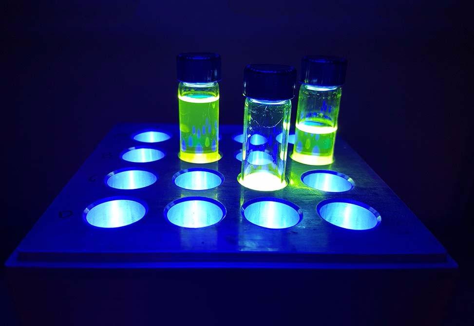 光催化小试反应器