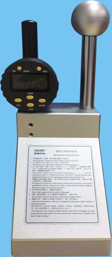 圆形轴直径测量仪