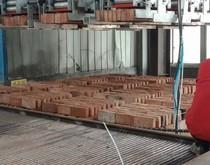砖厂自动卸砖装车系统