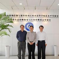江西省持久性污染物控制与资源循环利用重点实验室