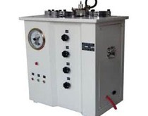 胶座螺压式防水卷材不透水性检测仪