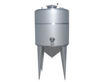 一种换热式降温生物制药发酵罐