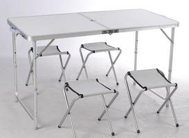 多功能机动折叠桌椅
