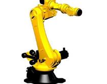 一种可移动可静止的六轴机器人