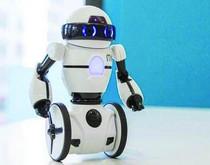 一种执行末端可摆动的机器人