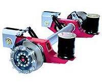 一种利用汽车颠簸的发电装置