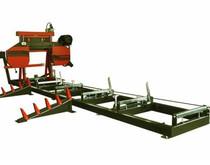 一种双工位锯木机