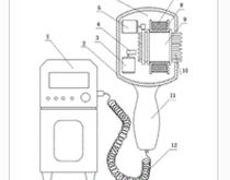 一种束状磁场电磁治疗仪