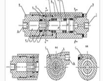 一种车辆液压制动增压器和制动压力分配系统