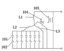 异步电动机电压互感电路