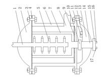 一种液压机用回油过滤装置
