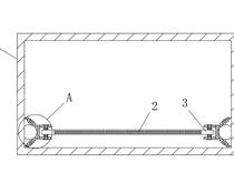 一种主板减震的水文遥测数传终端仪