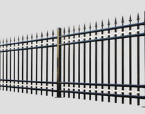 一种新型建筑施工安全防护栏加固设备