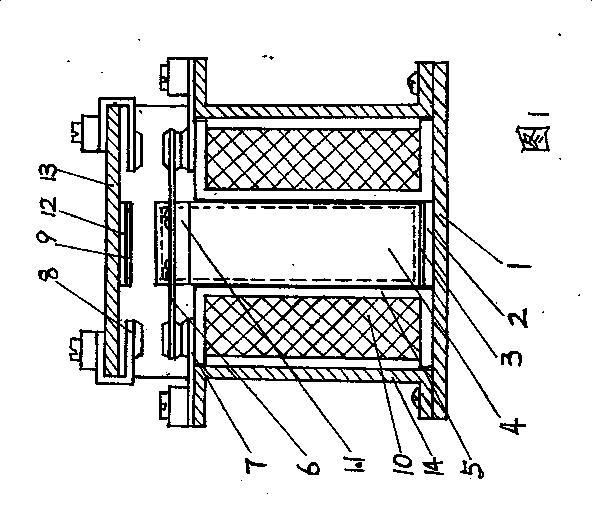 一种使用直流电磁力控制的电力接触器