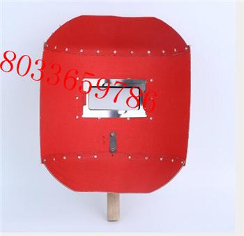 电焊面罩手把式电弧焊防烫手全脸电焊面罩手持式防烤脸防护面罩