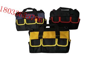 工具包斜跨手提两用牛津布16寸牛津布工具袋多功能工具包