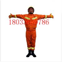 抢险救援服冬装纯棉具有耐高温耐磨抗拉等特性