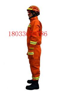 抢险救援服冬装纯棉耐高温耐磨抗拉电力救援队服装配置标准