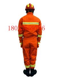抢险救援服冬装纯棉耐高温耐磨抗拉矿山电力救援队配置标准