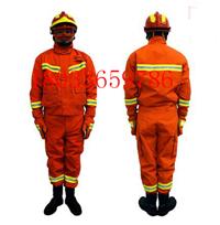 抢险救援服冬装纯棉有耐高温耐磨抗拉等特性参照矿山救援队服装