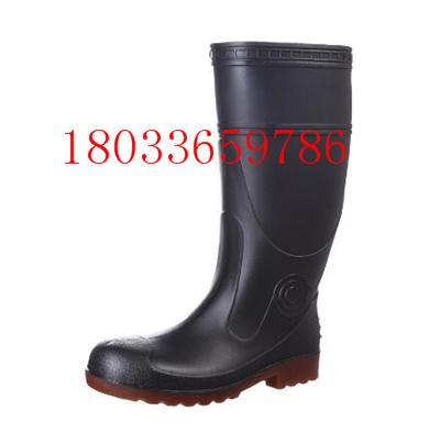 救援靴参照矿山及电力救援队服装配置标准钢头钢底工矿水鞋
