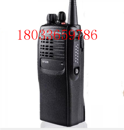 对讲机GP328摩托罗拉对讲机GP328专业数字手持对讲机
