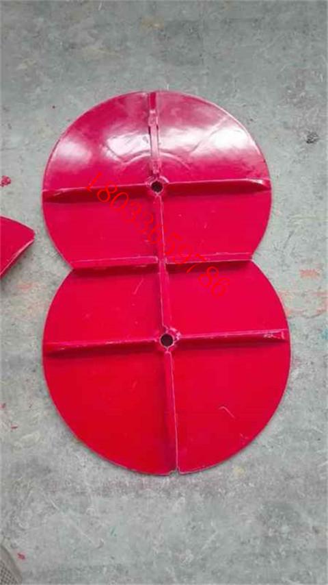 河北绝缘子双层防鸟罩高压玻璃钢防鸟圆盘电缆防水防鸟伞罩
