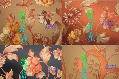 墙纸批发 黄金海岸91262 壁纸KTV 墙纸装潢 装饰壁纸 礼品盒壁纸