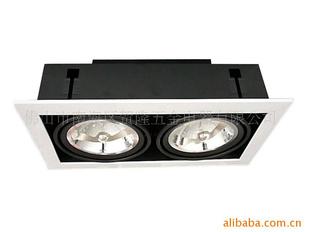 厂价豆胆灯外壳、豆胆灯、AR111二头豆胆灯