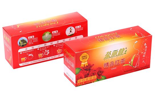 茶丽健玫瑰红茶