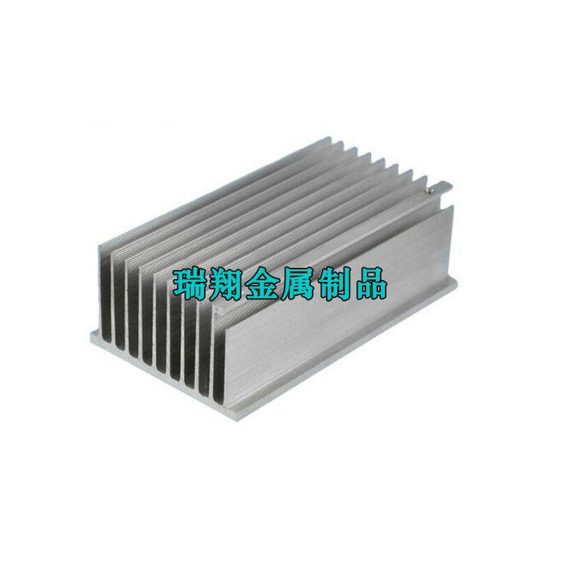 梳子铝型材散热器厂家,梳子铝合金挤压加工厂家