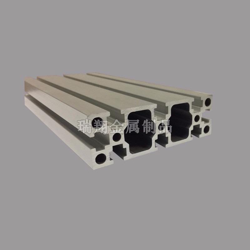 工业铝型材挤压加工厂家,异形铝合金来图开模定制