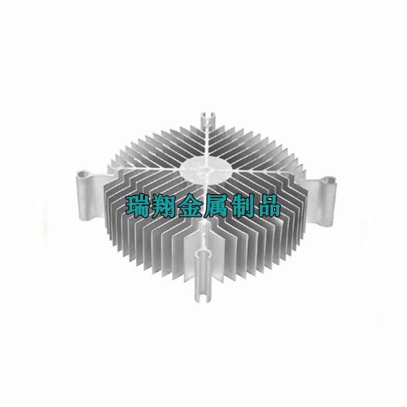工业铝型材散热器,铝合金散热器,铝材定制