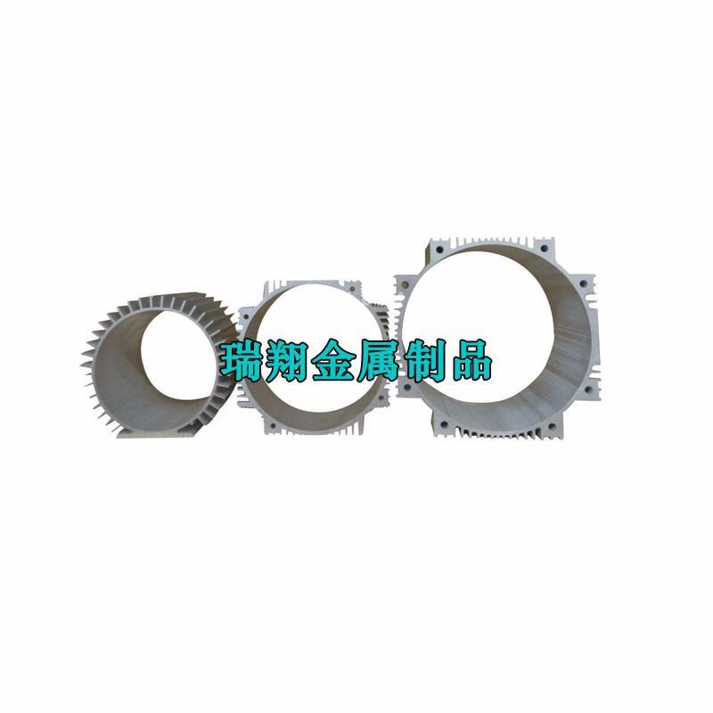 铝合金 电机外壳 马达外壳 伺服机电外壳