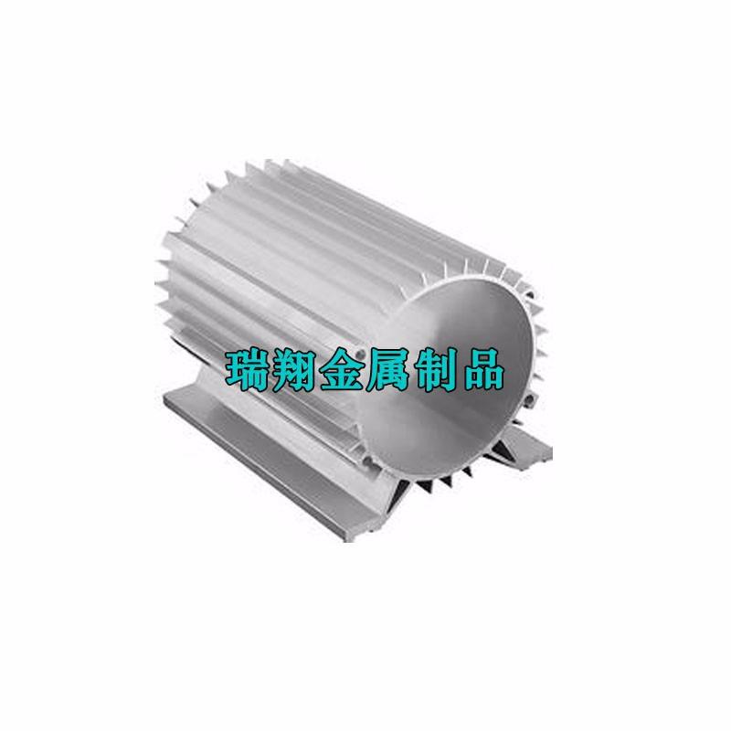 定制电机铝外壳 铝合金型材加工 铝合金制品开模