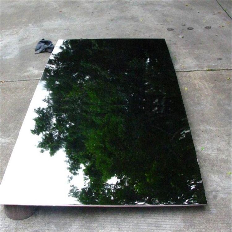 供应SUS304不锈钢8K镜面板 深圳厂家直销