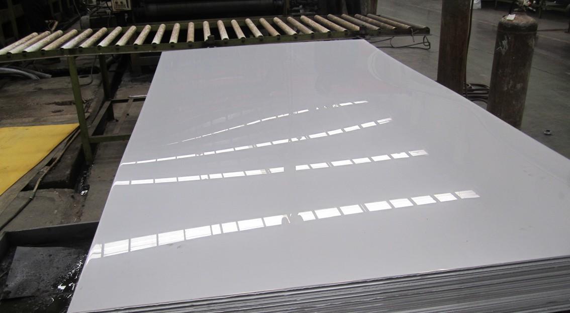 厂家现货304不锈钢2B板 材质规格齐全非标定做